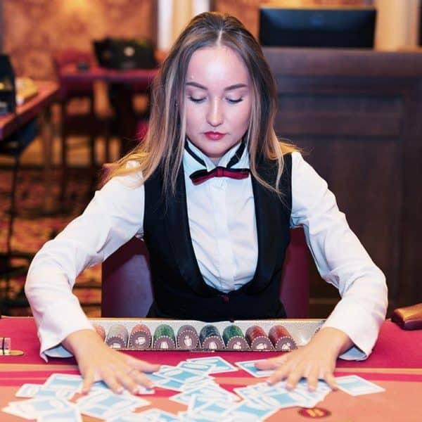 Vad är ett levande kasino?