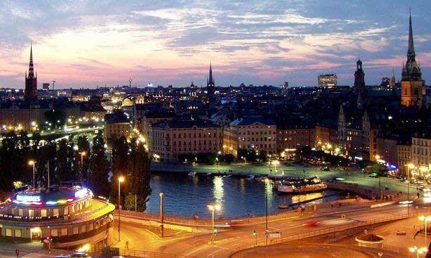 Betting och casino i Stockholm