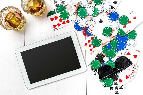 De basta online casinon
