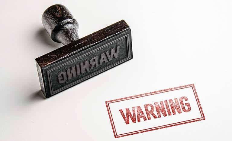 Spelinspektionen varnar alla betalningsföretag!