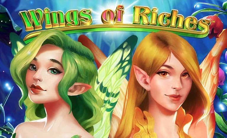 Flyg mot rikedomar i nya Wings of Riches fran NetEnt