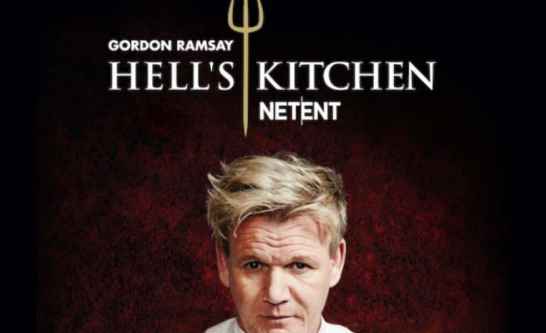 Gordon Ramsay Hell's Kitchen slot från NetEnt