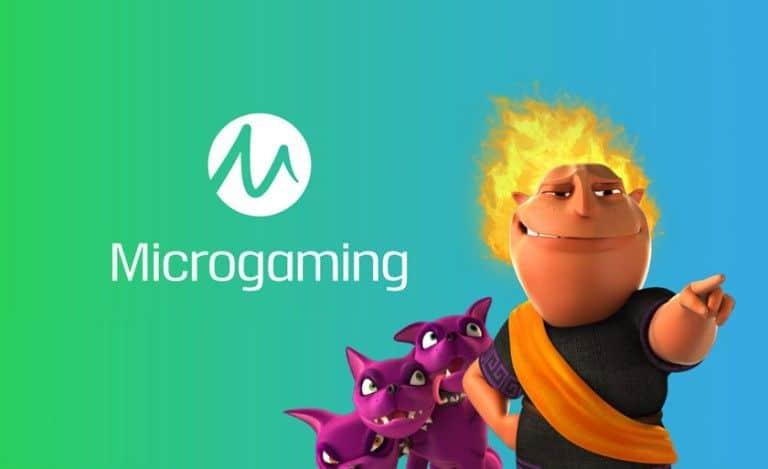 Microgaming spel live hos Svenska Spel