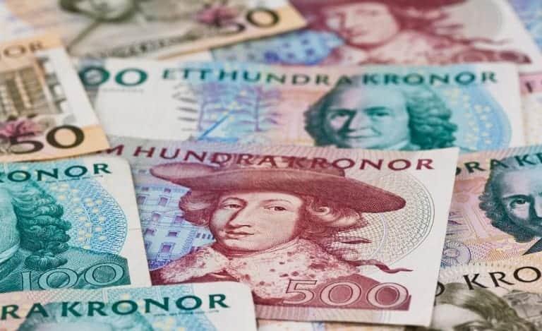 Sveriges regering lägger fram förslag för veckovis insättningsgräns på 5000 kr