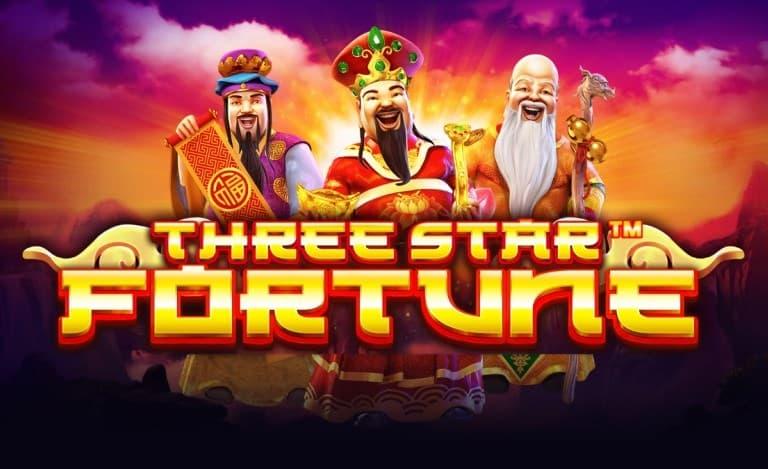 Three Star Fortune video slot