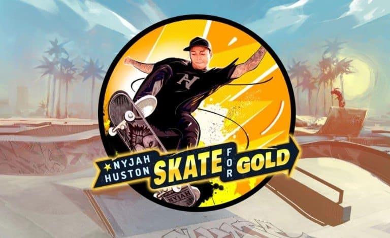Play'n Go avtäcker Nyjah Huston: Skate for Gold