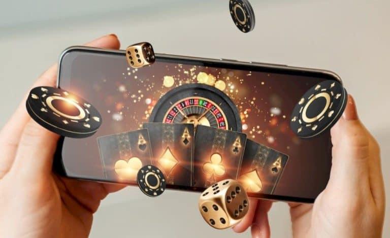 online spelande mobil